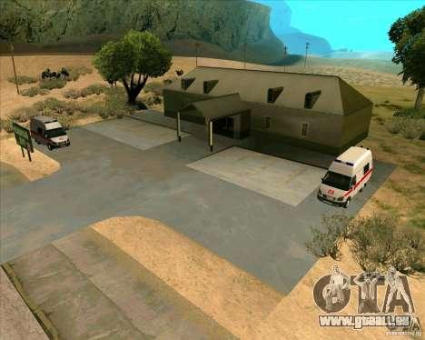 Véhicules stationnés v2.0 pour GTA San Andreas neuvième écran