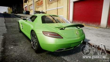 Mercedes-Benz SLS AMG 2010 [EPM] pour GTA 4 Salon