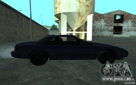 Nissan Onevia (Silvia) S13 pour GTA San Andreas laissé vue