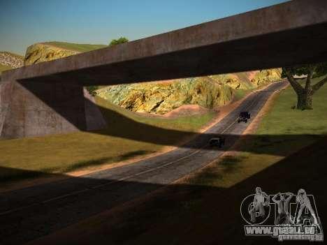 ENBSeries V4 für GTA San Andreas sechsten Screenshot