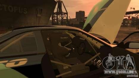 Nissan Silvia S14 Zenki Team Need for Speed pour GTA 4 est une gauche