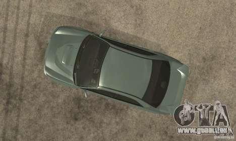Subaru Impreza 2002 Tunable - Stock pour GTA San Andreas vue intérieure