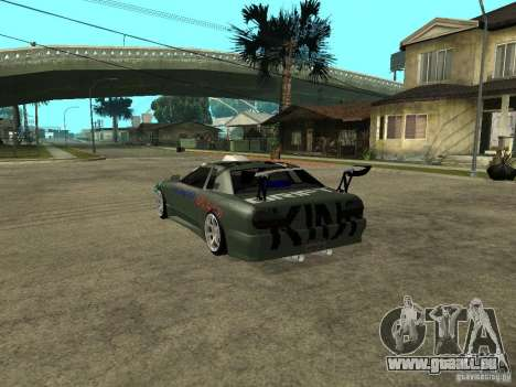 Vinyle sur l'élégie pour GTA San Andreas quatrième écran