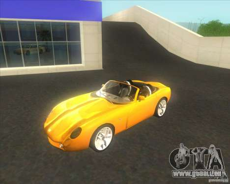 TVR Tuscan pour GTA San Andreas