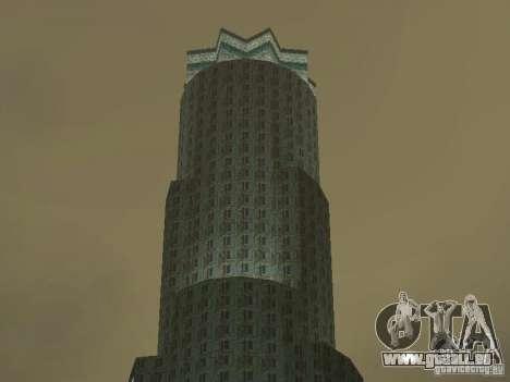Nouveaux gratte-ciels de textures LS pour GTA San Andreas sixième écran