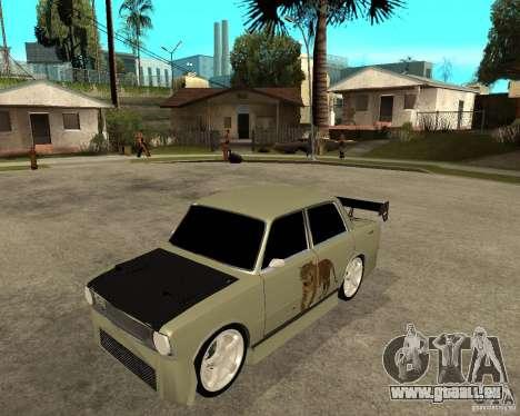 VAZ 2101 D-LUXE für GTA San Andreas