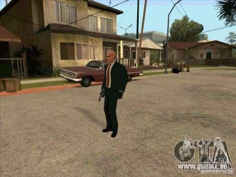 Hitman: Codename 47 pour GTA San Andreas quatrième écran