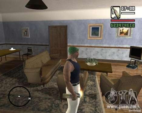 Cocktail Molotov de Mafia 2 pour GTA San Andreas