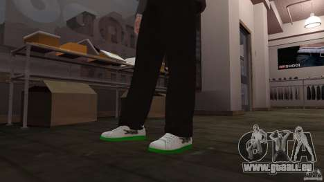 Lacoste runners pour GTA 4