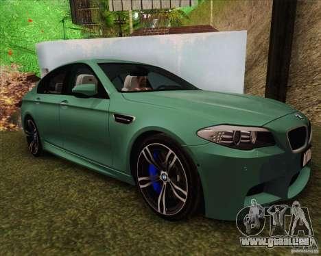 Improved Vehicle Lights Mod v2.0 pour GTA San Andreas quatrième écran