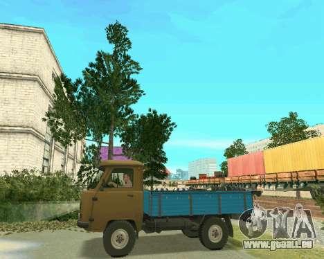 UAZ 3303 pour GTA San Andreas laissé vue