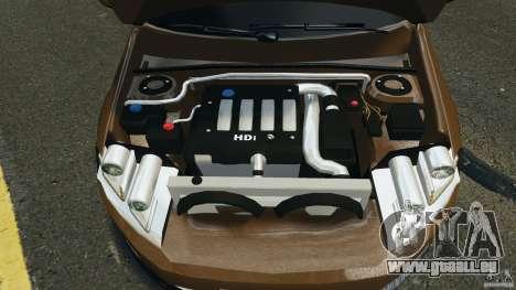 Volkswagen Passat Variant B7 für GTA 4 Rückansicht