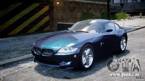 BMW Z4 V3.0 Tunable für GTA 4
