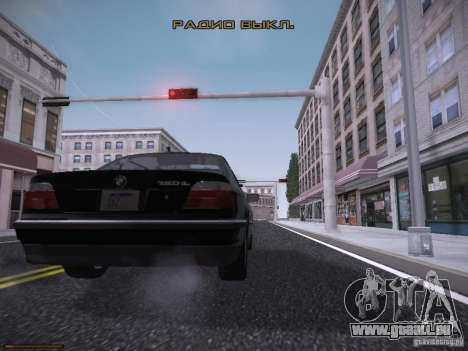 LiberrtySun Graphics ENB v3.0 pour GTA San Andreas neuvième écran