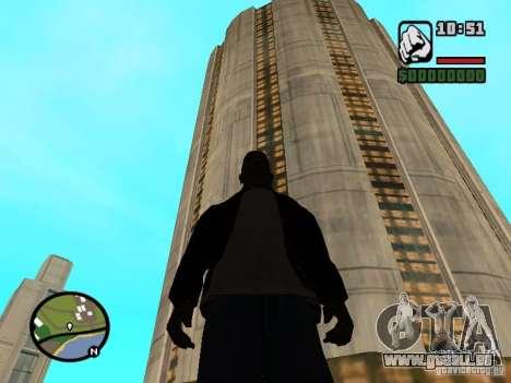 Maison 5 cadets du jeu Star Wars pour GTA San Andreas quatrième écran