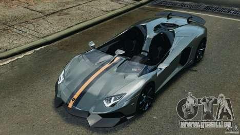 Lamborghini Aventador J 2012 v1.2 pour GTA 4