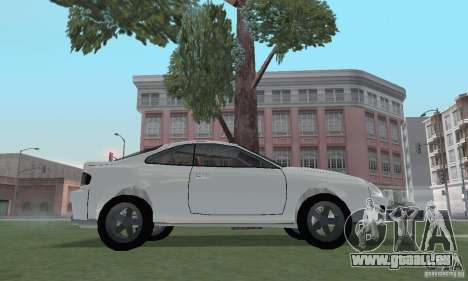 Toyota Celica GT4 2000 für GTA San Andreas rechten Ansicht