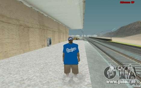 Neue Skins für Bande Varios Los Aztecas für GTA San Andreas fünften Screenshot