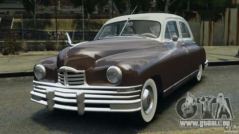Packard Eight 1948 für GTA 4 linke Ansicht