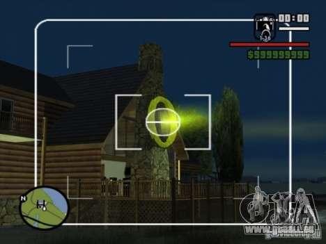 Unterstützung aus der Luft für GTA San Andreas zweiten Screenshot