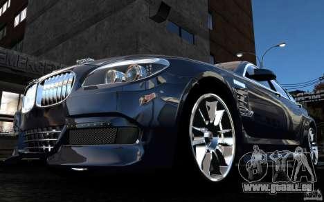 Écrans de menu et démarrage BMW HAMANN dans GTA  pour GTA San Andreas douzième écran
