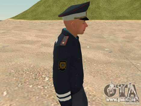 Major DPS für GTA San Andreas sechsten Screenshot