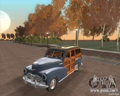 Chevrolet Fleetmaster 1948 für GTA San Andreas
