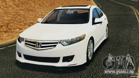 Honda Accord Type S 2008 für GTA 4
