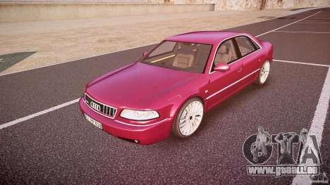 Audi A8 6.0 W12 Quattro (D2) 2002 für GTA 4