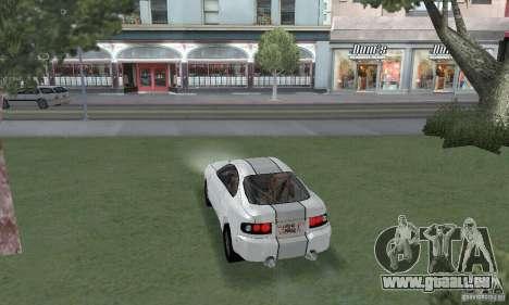 Toyota Celica GT4 2000 für GTA San Andreas linke Ansicht