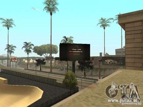 Die neue Velopark in LS für GTA San Andreas her Screenshot