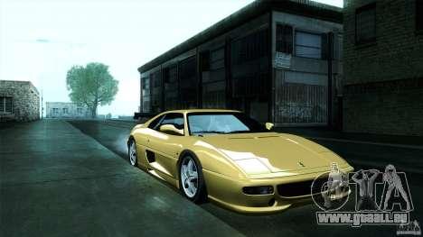 Ferrari F355 Challenge 1995 für GTA San Andreas Seitenansicht