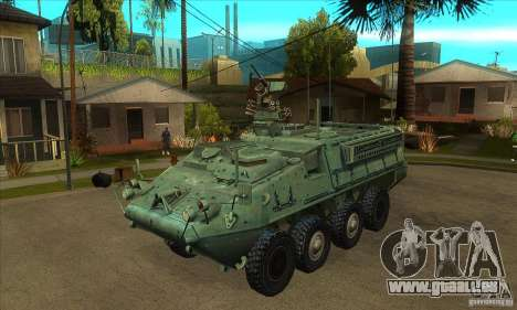Stryker pour GTA San Andreas