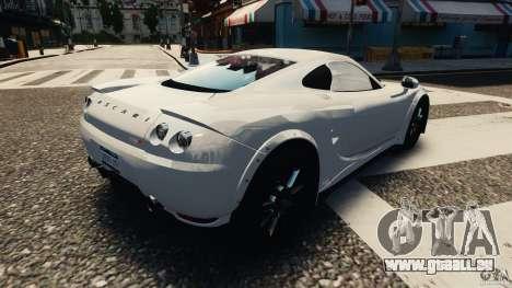 Ascari KZ1 v1.0 für GTA 4 linke Ansicht