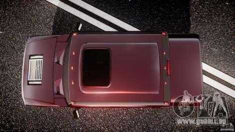 Hummer H2 4x4 OffRoad v.2.0 für GTA 4 rechte Ansicht