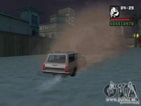 New Realistic Effects für GTA San Andreas neunten Screenshot