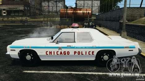 Dodge Monaco 1974 Police v1.0 [ELS] pour GTA 4 est une gauche