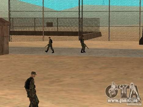 Quartier animé de 69 pour GTA San Andreas sixième écran