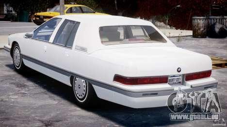 Buick Roadmaster Sedan 1996 v1.0 für GTA 4 rechte Ansicht