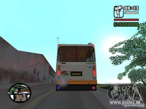 LIAZ 5283.70 pour GTA San Andreas vue de droite