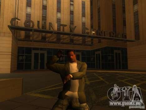 Gangam Style pour GTA San Andreas quatrième écran