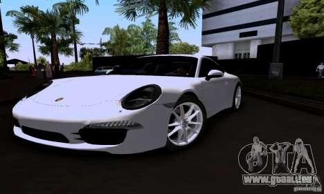 Porsche 911 Carrera S für GTA San Andreas