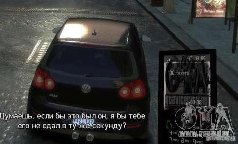 Thème GTAViceCity.RU pour GTA 4 cinquième écran