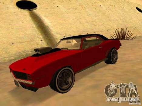 Chevrolet Camaro SS Custom für GTA San Andreas