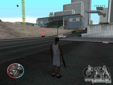SUPER BIKE MOD pour GTA San Andreas troisième écran
