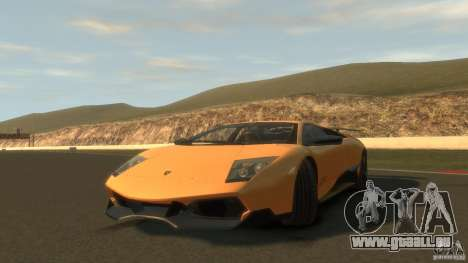 Lamborghini Murcielago VS LP 670 FINAL pour GTA 4