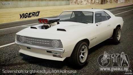 Vigero V3.0 pour GTA 4