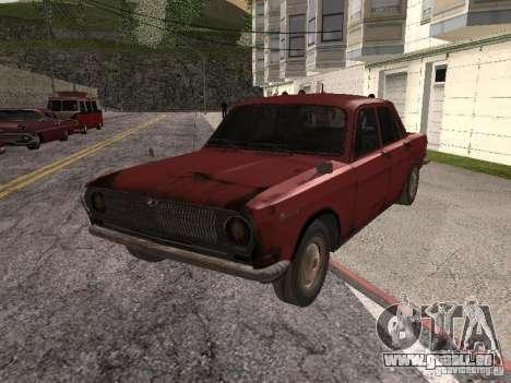 Volga Gaz M24-Rusty mort pour GTA San Andreas