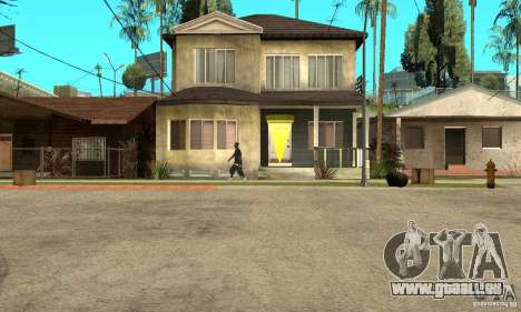 GTA SA Enterable Buildings Mod für GTA San Andreas zehnten Screenshot