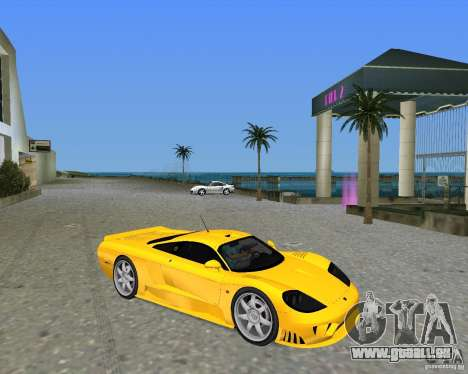 Saleen S7 pour GTA Vice City